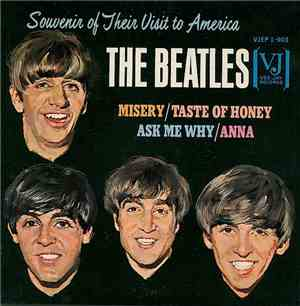 The Beatles - Souvenir Of Their Visit To America