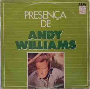 Andy Williams - Presença De Andy Williams