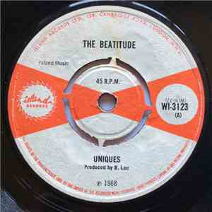 The Uniques, Keith Blake  - The Beatitude / Time On The River