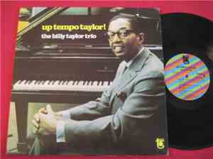 Billy Taylor - Up-Tempo Taylor