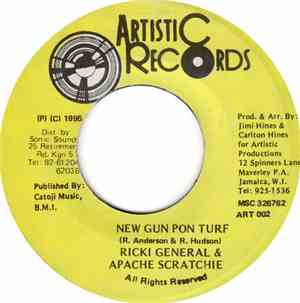 Ricki General & Apache Scratchie - New Gun Pon Turf