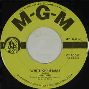 Joni James - White Christmas / I'll Be Home For Christmas
