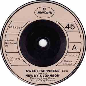 Newby & Johnson - Sweet Happiness