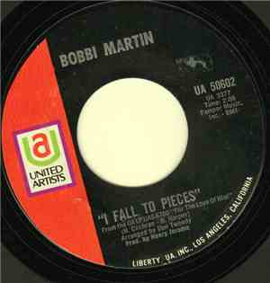 Bobbi Martin - For The Love Of Him / I Fall To Pieces