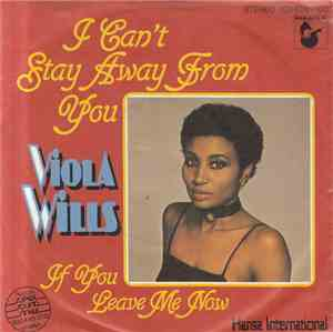 Viola Wills - I Can't Stay Away From You / If You Leave Me Now