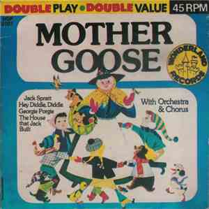 Arthur Norman Chorus And Orchestra - Mother Goose Wonderland Records With Orchestra & Chorus