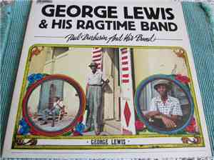 George Lewis , Paul Barbarin - Jazz From New Orleans