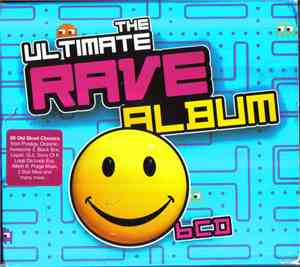Various - The Ultimate Rave Album
