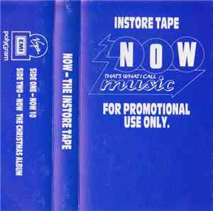 Various - Now That's What I Call Music! - The Instore Tape