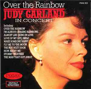 Judy Garland - Over The Rainbow (In Concert)