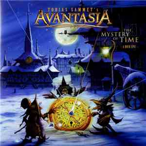 Tobias Sammet's Avantasia - The Mystery Of Time (A Rock Epic)
