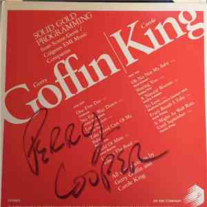 Goffin And King - Solid Gold Programming From Screen Gems-Emi Music Compani ...