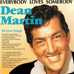 Dean Martin - Everybody Loves Somebody
