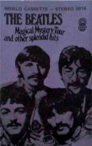 The Beatles - Magical Mystery Tour And Other Splendid Hits