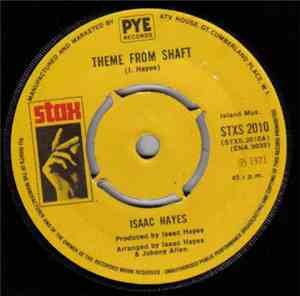 Isaac Hayes - Theme From Shaft / Cafe Regio's (Instrumental)