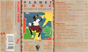 Various - Planet Zouk - The World Of Antilles Music