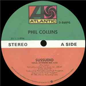 Phil Collins - Sussudio