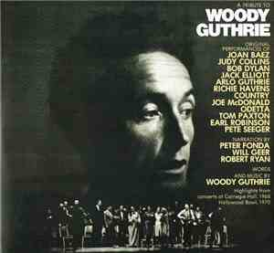 Various - A Tribute To Woody Guthrie Part One