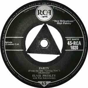 Elvis Presley And The Jordanaires - Party
