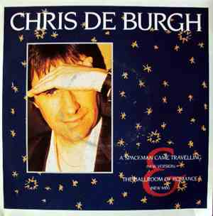 Chris De Burgh - A Spaceman Came Travelling (New Version)